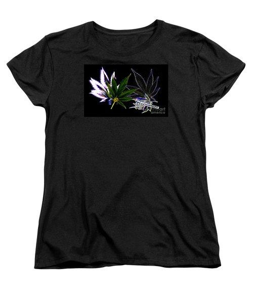 Joint Venture Women's T-Shirt (Standard Cut) by Jacqueline Lloyd