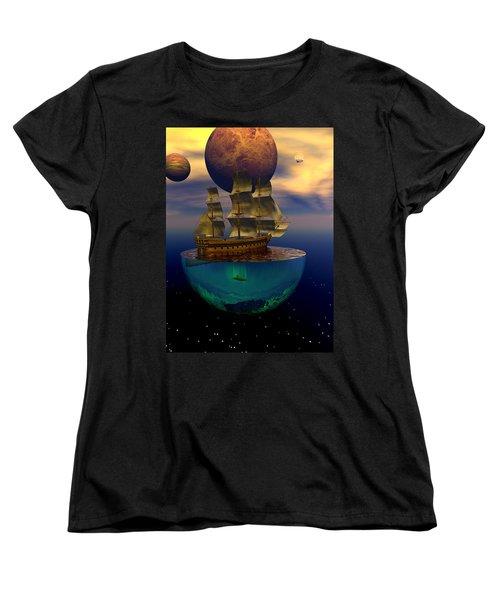 Journey Into Imagination Women's T-Shirt (Standard Cut)