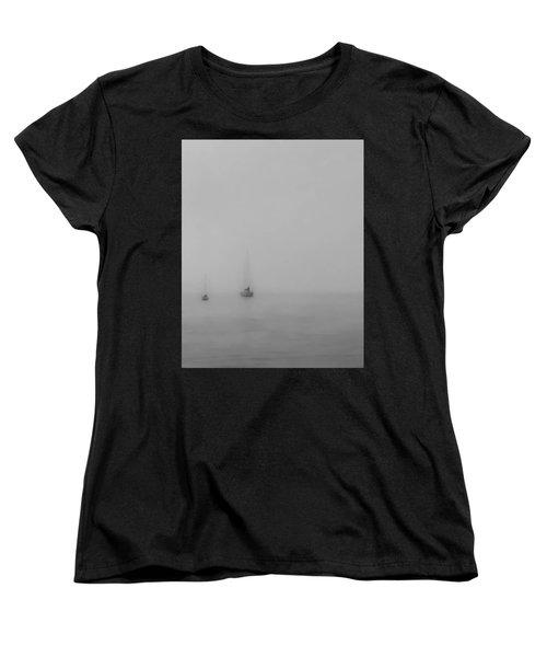 June Gloom Women's T-Shirt (Standard Cut) by Don Mennig