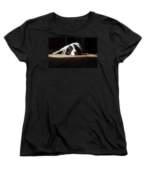 Junebug Women's T-Shirt (Standard Cut) by Robert Meanor