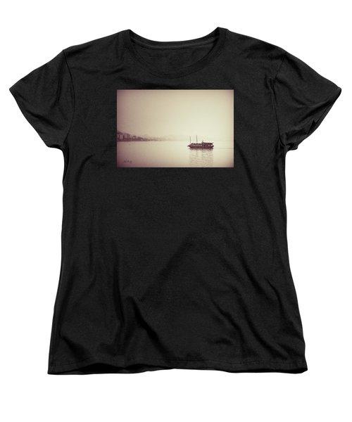 Junk Women's T-Shirt (Standard Cut) by Joseph Westrupp