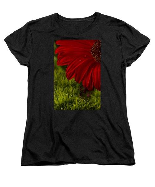 Just A Drop Women's T-Shirt (Standard Cut) by Marlo Horne