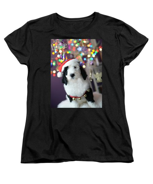 Women's T-Shirt (Standard Cut) featuring the photograph Just Believe by Linda Mishler