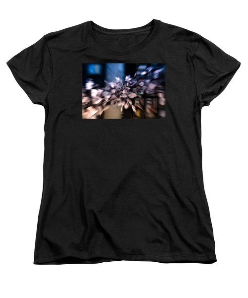 Just My Imagination Women's T-Shirt (Standard Cut) by Silvia Bruno
