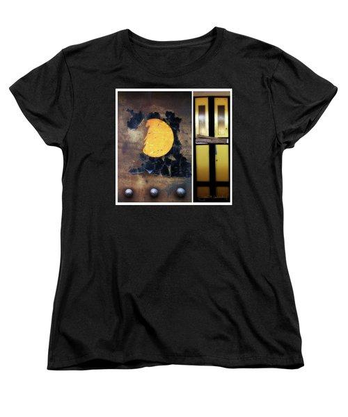 Juxtae #78 Women's T-Shirt (Standard Cut) by Joan Ladendorf