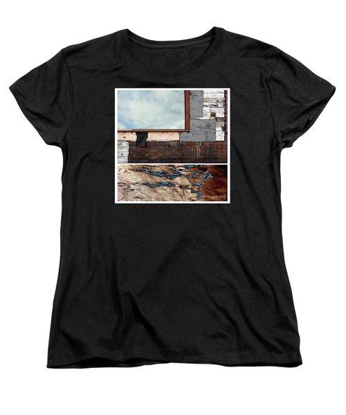 Juxtae #94 Women's T-Shirt (Standard Cut) by Joan Ladendorf