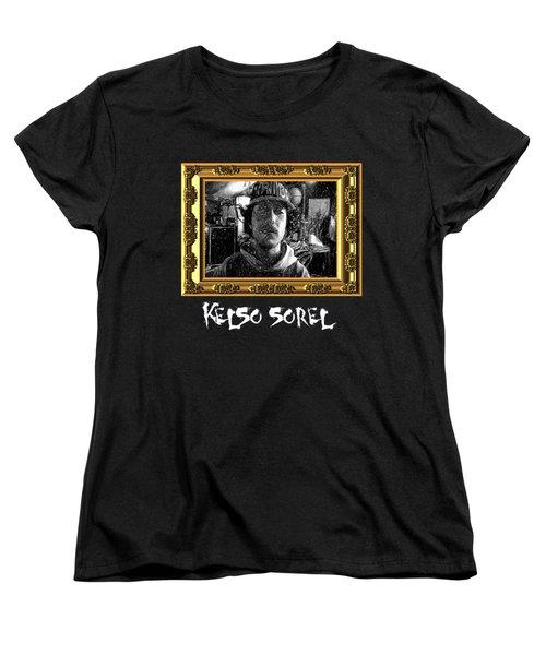 Kelso Sorel Women's T-Shirt (Standard Cut) by Chief Hachibi