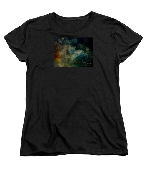 Women's T-Shirt (Standard Cut) featuring the photograph Kitty Art Rescue 1st Image  Please See Pg 2 By Sherriofpalmsprings by Sherri  Of Palm Springs
