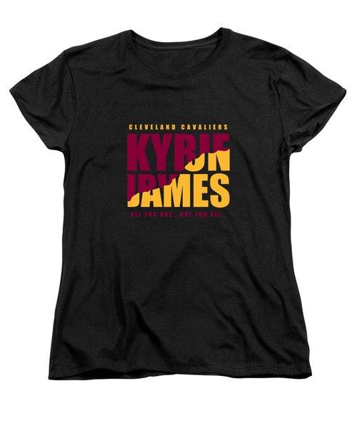 Kyriebron Women's T-Shirt (Standard Cut)