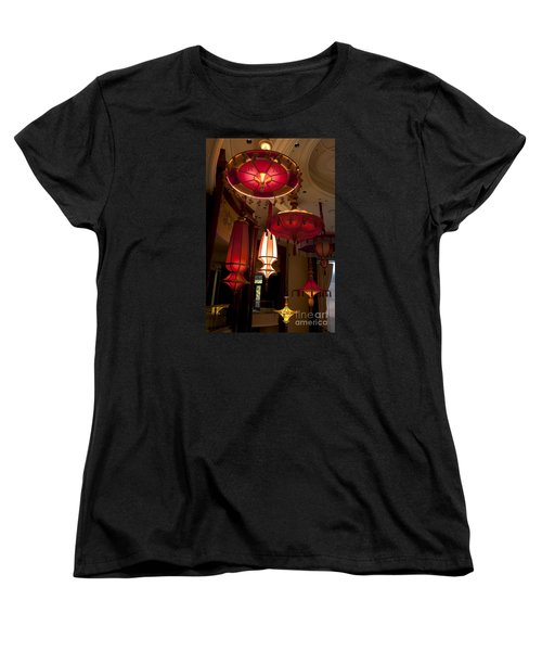 Lamps For Your Style Women's T-Shirt (Standard Cut) by Ivete Basso Photography