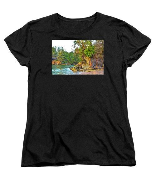 Larabee Women's T-Shirt (Standard Cut) by Tobeimean Peter