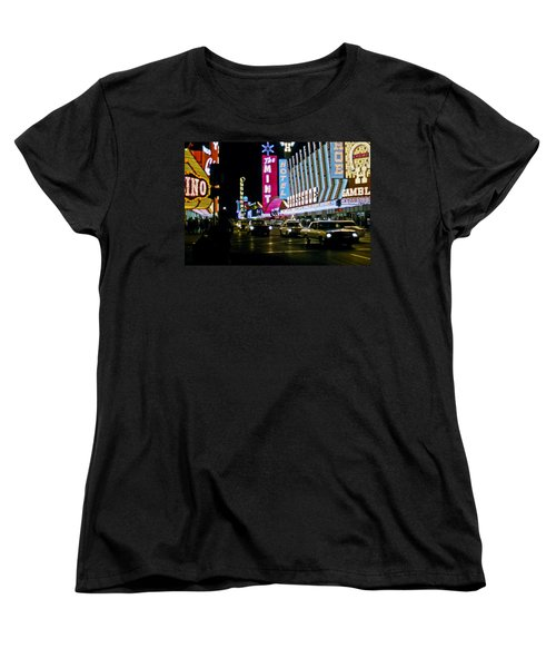 Las Vegas 1964  II Women's T-Shirt (Standard Cut) by Albert Seger
