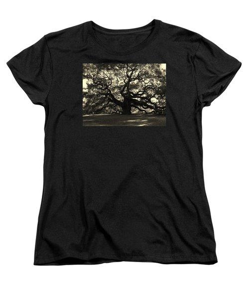 Last Angel Oak 72 Women's T-Shirt (Standard Cut)