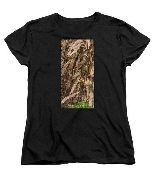 Last Ear Standing Women's T-Shirt (Standard Cut) by Arlene Carmel