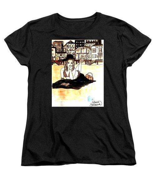 Lazy Daze Women's T-Shirt (Standard Cut)