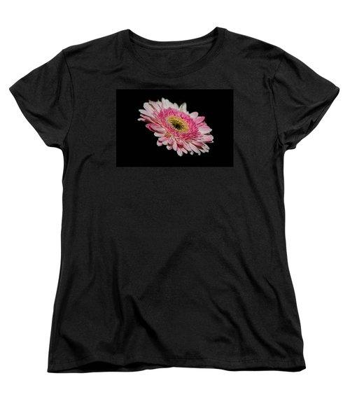 Left In The Dark Women's T-Shirt (Standard Cut) by Trish Tritz