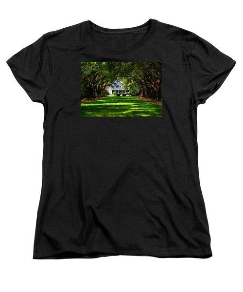 Legare Waring House Charleston Sc Women's T-Shirt (Standard Cut)