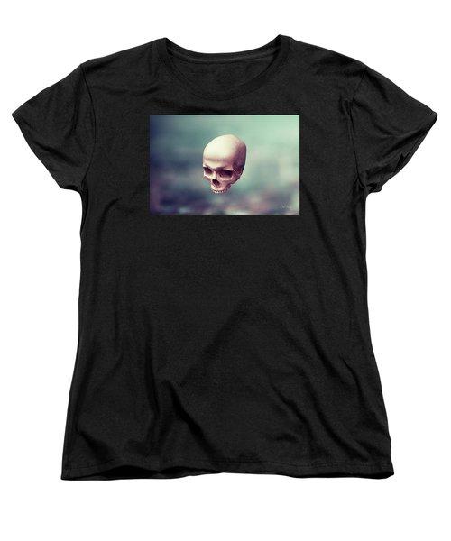 Women's T-Shirt (Standard Cut) featuring the digital art Levity by Joseph Westrupp
