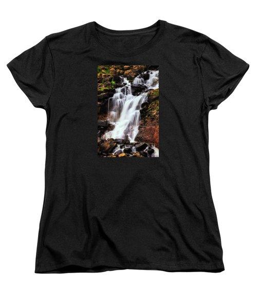 Life From Above Women's T-Shirt (Standard Cut) by Rick Furmanek