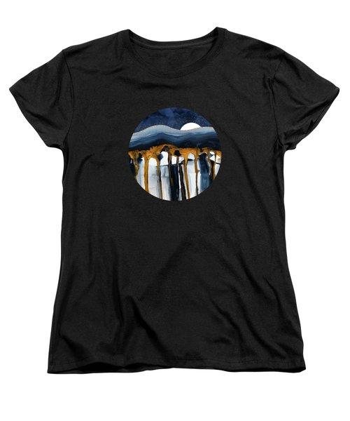 Liquid Hills Women's T-Shirt (Standard Fit)
