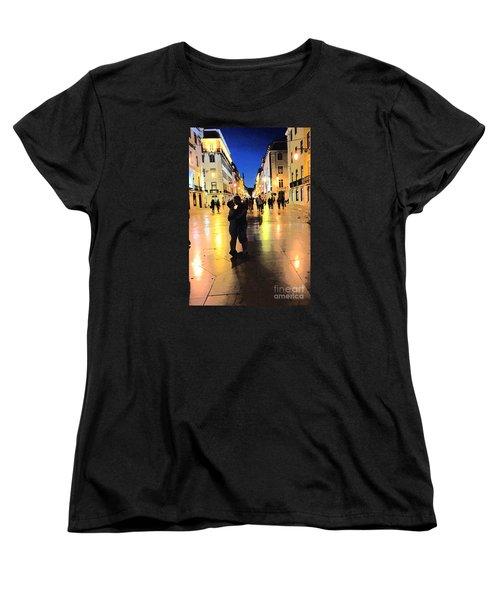 Lisbon Love Women's T-Shirt (Standard Cut) by Tom Wurl
