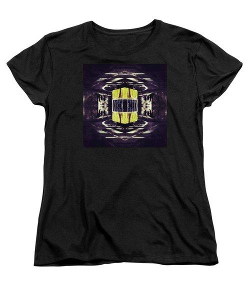 Lisbon Tram Women's T-Shirt (Standard Cut) by Jorge Ferreira
