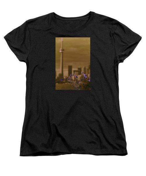 Women's T-Shirt (Standard Cut) featuring the photograph Live Beautifully by The Art Of Marilyn Ridoutt-Greene