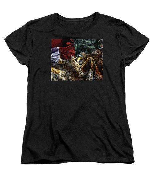 Looking For Answers Women's T-Shirt (Standard Cut) by Kathie Chicoine