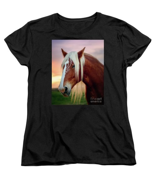 Looking For My Master Women's T-Shirt (Standard Cut) by Tamyra Ayles