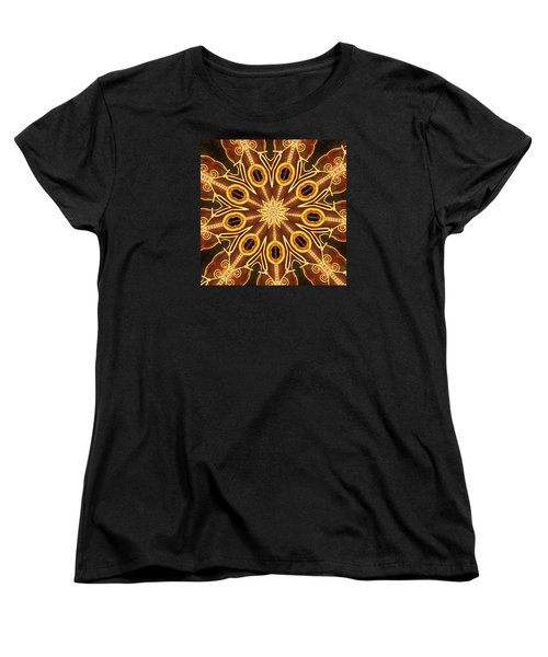 Lost In The Rhythm Women's T-Shirt (Standard Cut) by Nikolyn McDonald