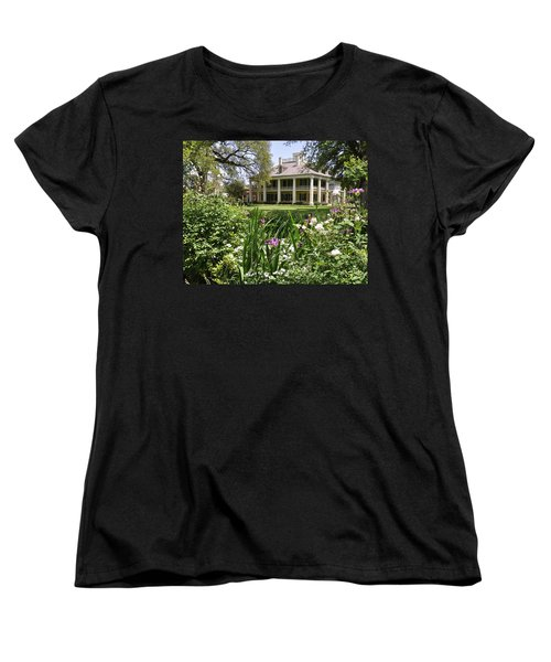 Women's T-Shirt (Standard Cut) featuring the photograph Louisiana April by Helen Haw