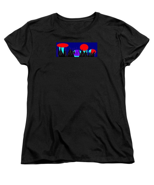 Love No. 12 Women's T-Shirt (Standard Cut) by Mirfarhad Moghimi