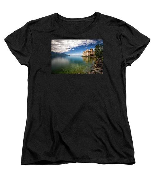 Made In Switzerland Women's T-Shirt (Standard Cut) by Giuseppe Torre