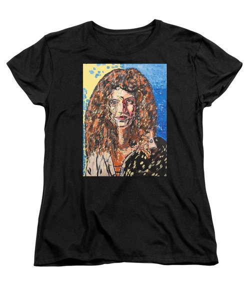 Maja Women's T-Shirt (Standard Cut) by Valerie Ornstein