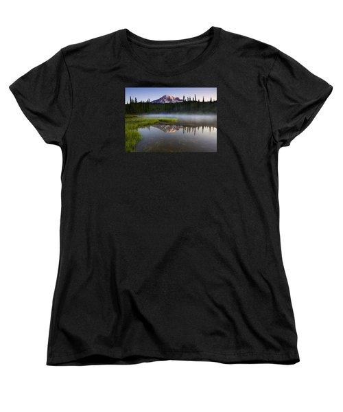 Majestic Dawn Women's T-Shirt (Standard Cut) by Mike  Dawson