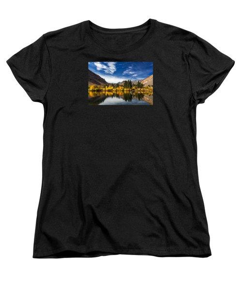 Majestic Women's T-Shirt (Standard Cut) by Tassanee Angiolillo