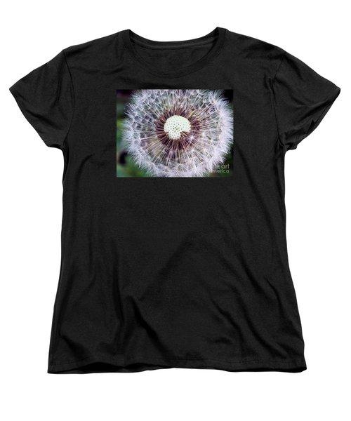 Make A Wish Women's T-Shirt (Standard Cut) by Christy Ricafrente
