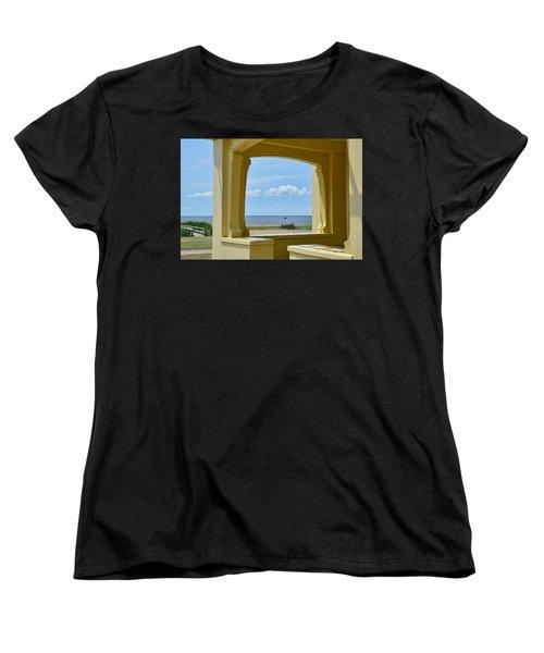 Mansion View Women's T-Shirt (Standard Cut) by JAMART Photography