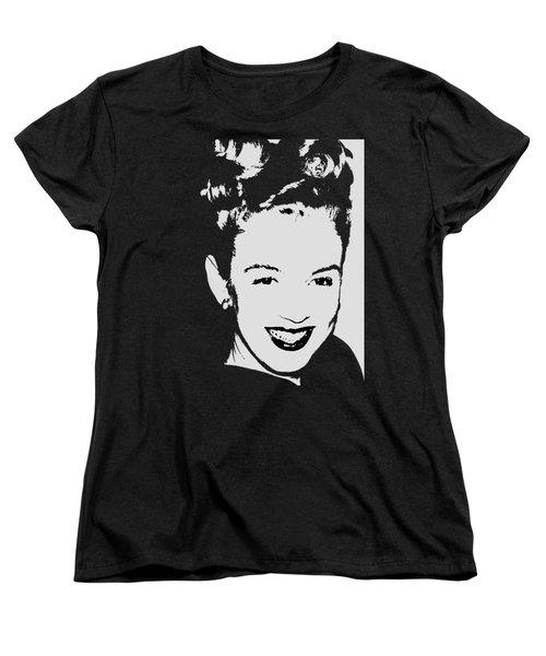 Marilyn Women's T-Shirt (Standard Cut)