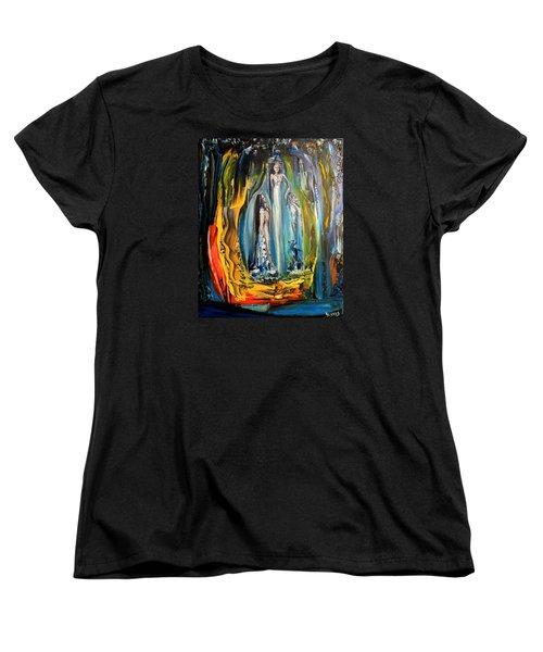 Matrimony  Women's T-Shirt (Standard Cut) by Kicking Bear  Productions