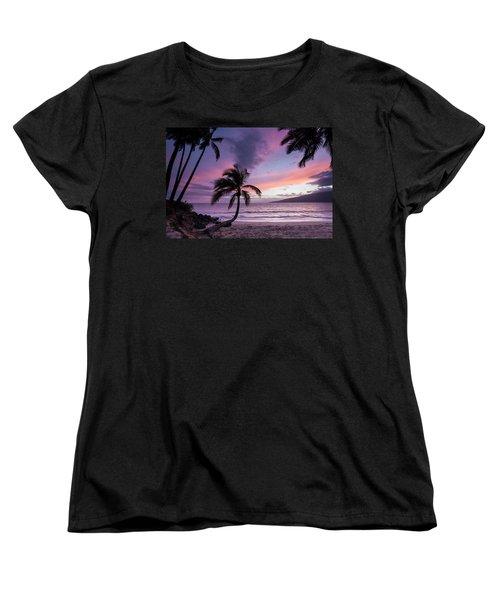 Maui Moments Women's T-Shirt (Standard Cut)