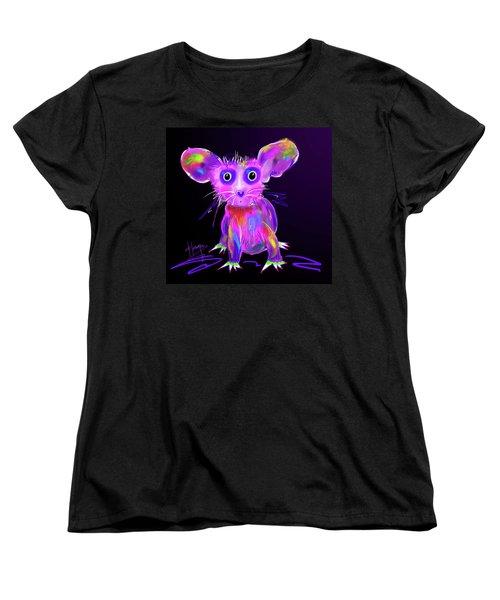 Meep Women's T-Shirt (Standard Cut) by DC Langer
