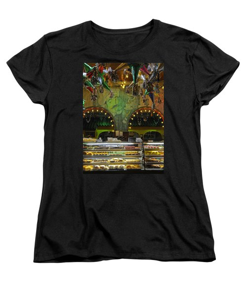 Mi Tierra Women's T-Shirt (Standard Cut) by Steven Sparks