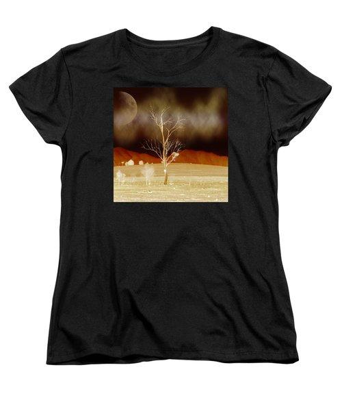 Midnight Vogue Women's T-Shirt (Standard Fit)