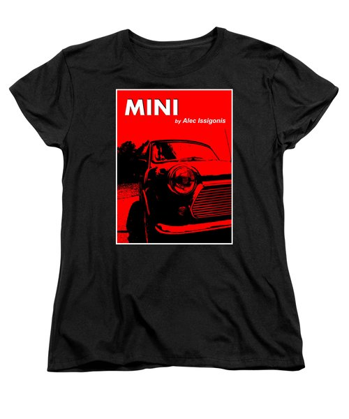 Mini Women's T-Shirt (Standard Cut) by Richard Reeve