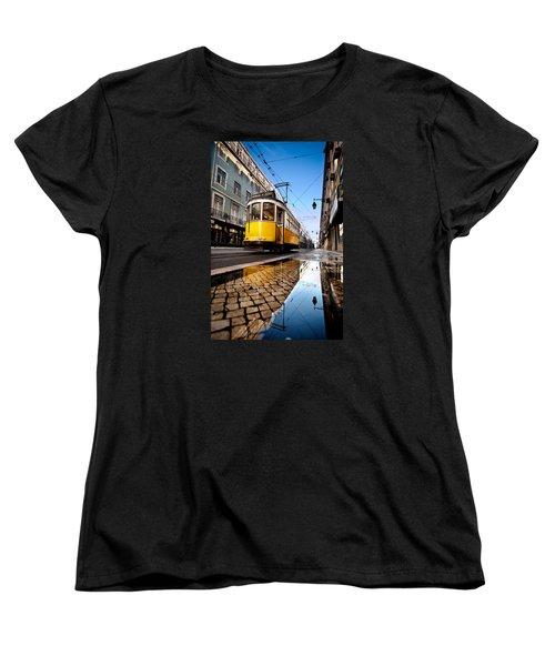 Mirror Women's T-Shirt (Standard Cut) by Jorge Maia