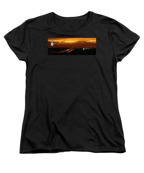 Missouri 291 Women's T-Shirt (Standard Cut) by Steve Karol