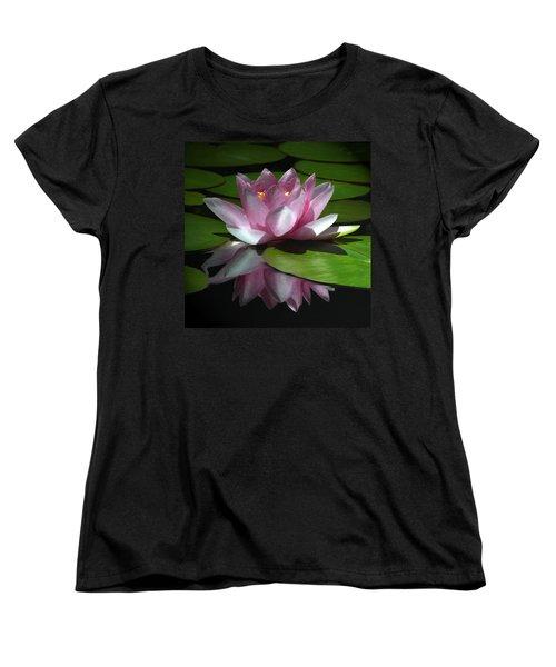Monet's Muse Women's T-Shirt (Standard Cut) by Marion Cullen