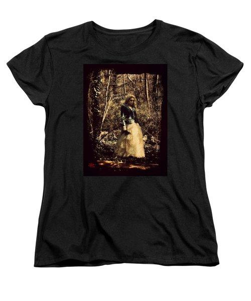 Monique 1 Women's T-Shirt (Standard Cut) by Mark Baranowski