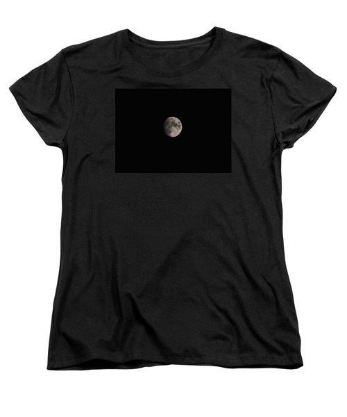 Moon Glow Women's T-Shirt (Standard Cut) by Eric Liller